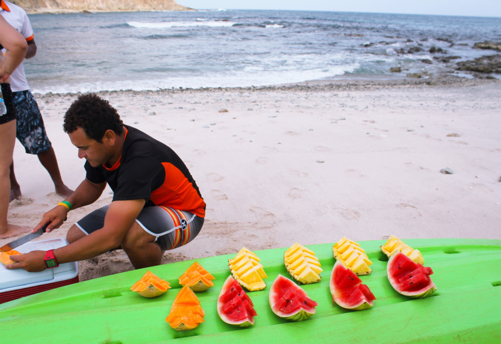 Fresh fruit, Costa Rica
