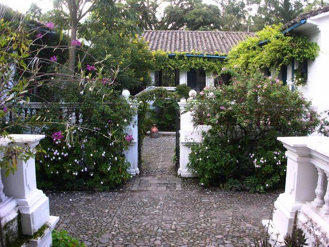Hacienda Cusin Ecuador