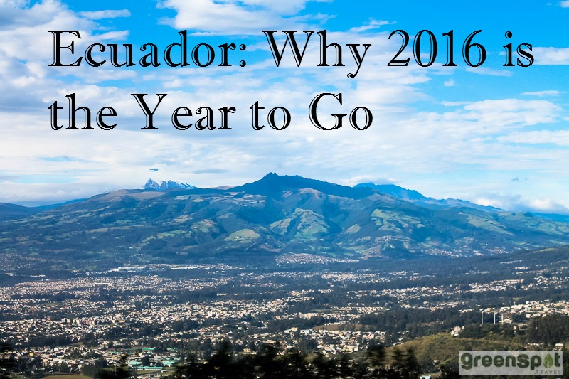 Why 2016 is the year to go