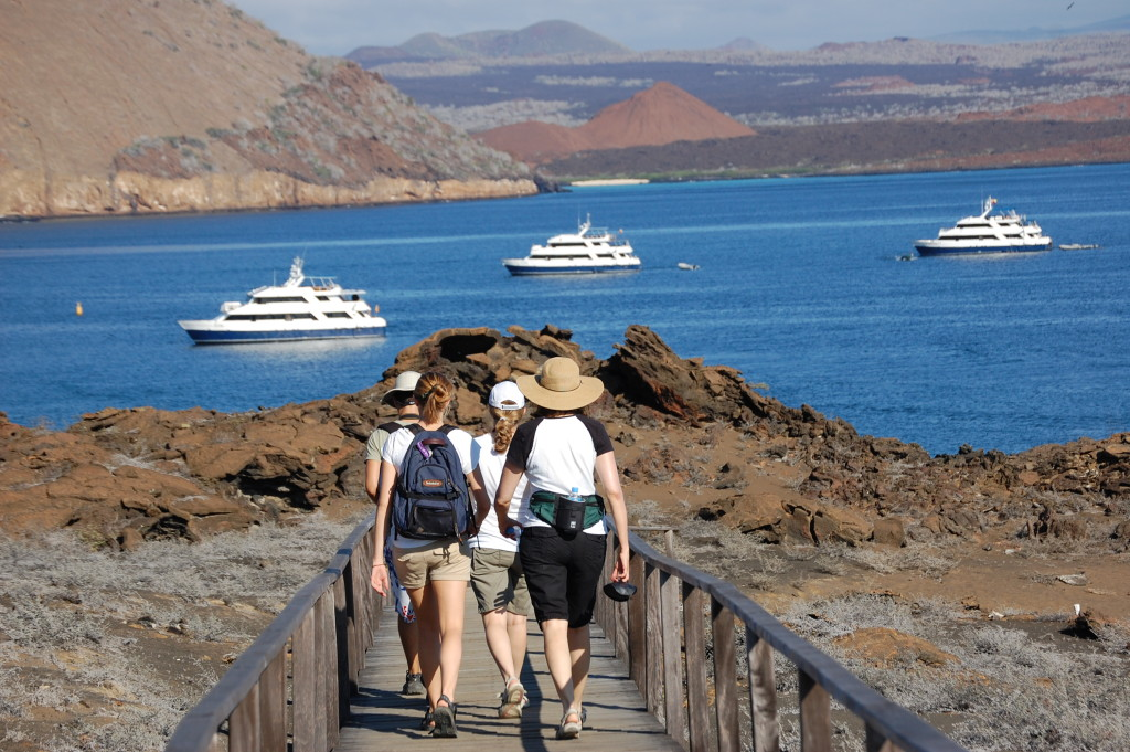 Galapagos travel