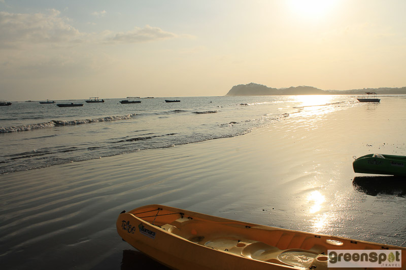 kayak costa Rica